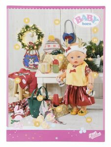 BABY born Adventskalender - 2019