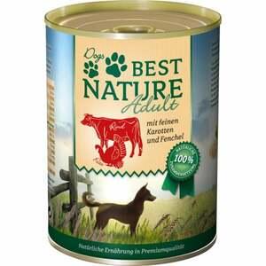 Best Nature Hundefutter Adult Rind & Pute 3.73 EUR/1 kg