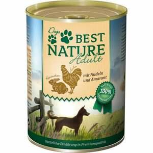 Best Nature Hundefutter Adult Kaninchen & Huhn 3.73 EUR/1 kg