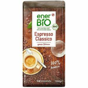 enerBiO Espresso Classico ganze Bohnen