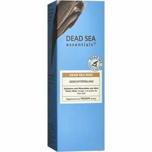 DEAD SEA essentials Dead Sea Mud Gesichtspeeling