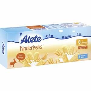 Alete Kinderkeks 916.67 EUR/100 kcal