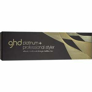 ghd platinum+ professional styler white