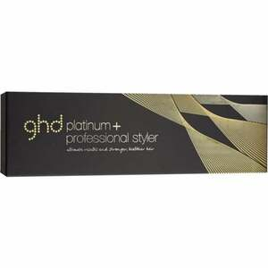 ghd platinum+ professional styler black