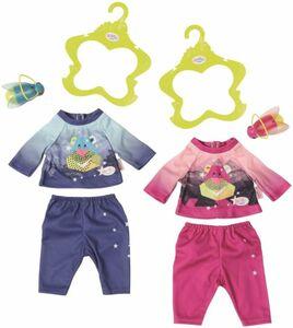 Baby Born - Play & Fun - Nachtlicht-Outfit - verschiedene Sets