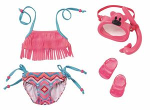 Baby Born - Play & Fun - Deluxe Schwimm Set