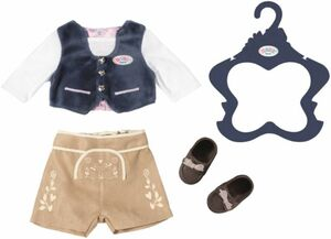 Baby Born - Trachten-Outfit - Junge