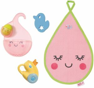 Baby Born - Bade Accessoires