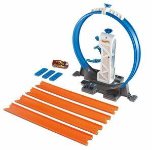 Hot Wheels - Builder Basis Set mit Fahrzeug - verschiedene Sets erhältlich