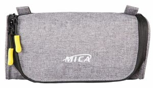 MICA - Schlampermäppchen Melange grau
