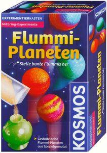 Flummi-Planeten - Flummis selbst herstellen