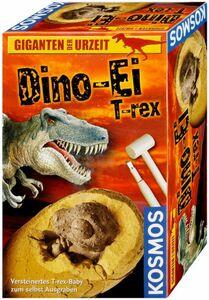 Dino-Ei - T-Rex - zum Ausgraben