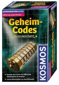 Geheim-Codes - Mitbring-Experimente