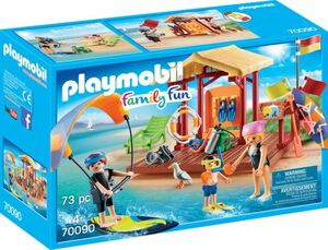 PLAYMOBIL® 70090 - Wassersport-Schule - Playmobil Family Fun