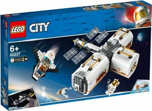 LEGO® City Space Port 60227 - Mond Raumstation