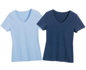 blue motion Basic-Shirts