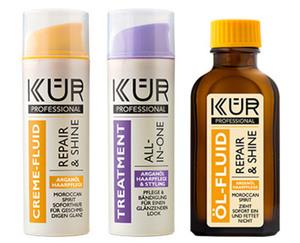 KÜR PROFESSIONAL Arganöl Haarpflege Repair & Shine