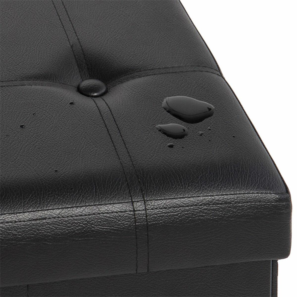 Bild 5 von Deuba Sitzbank/Sitztruhe schwarz