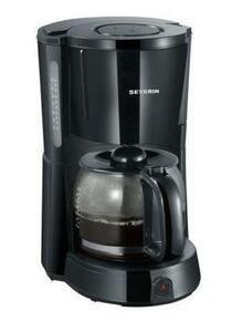 SEVERIN Kaffeeautomat SELECT, schwarz