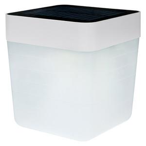 Lutec LED-Tischleuchte Table Cube