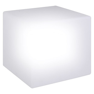 LED-Solar-Würfelleuchte