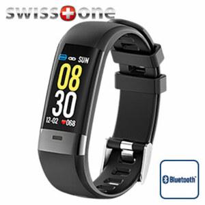 Fitnesstracker SW 620 ECG · Aktivitäts- und Distanztracking · Herzfrequenzmessung, EKG · IP67 Wasser- und Staubdicht · bis zu 5 Tage Akkulaufzeit