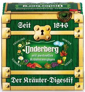 Underberg Kräuterlikör Vorratspackung 12 x 20ml