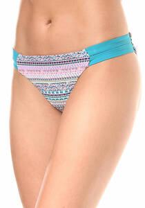 O´Neill Fancy Elastic - Bikini Hose für Damen - Blau