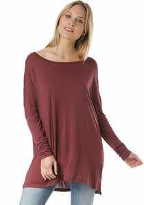 O´Neill Essentials Winter - Langarmshirt für Damen - Rot