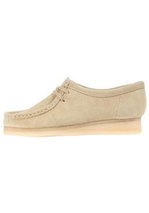 CLARKS ORIGINALS Wallabee - Fashion Schuhe für Damen - Braun