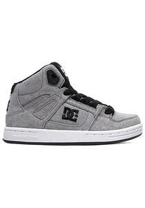 DC Pure Ht TX SE - Sneaker für Jungs - Grau