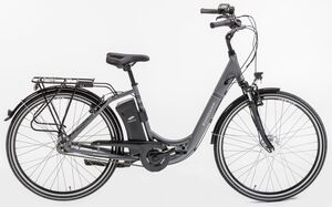 Zündapp Alu-City-Damen-E-Bike Green 3.0, 26 Zoll