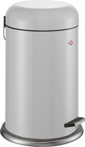 WESCO Treteimer Cap Bin für ca. 20 Liter, Farbe Hellgrau