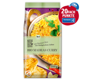 NATURGUT Bio Madras Curry