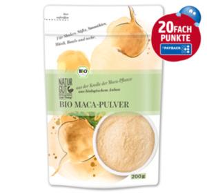 NATURGUT Bio Maca-Pulver