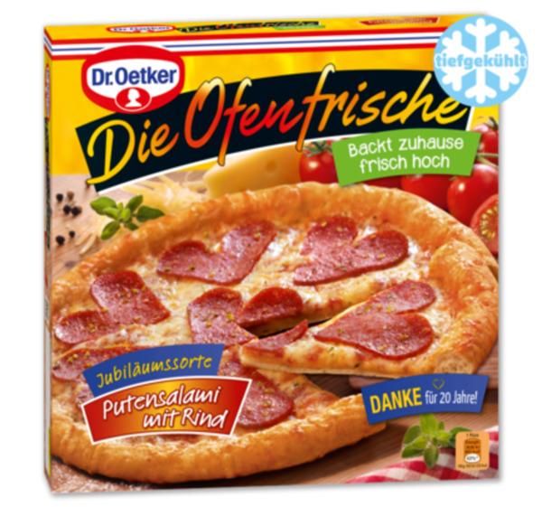 DR. OETKER Die Ofenfrische