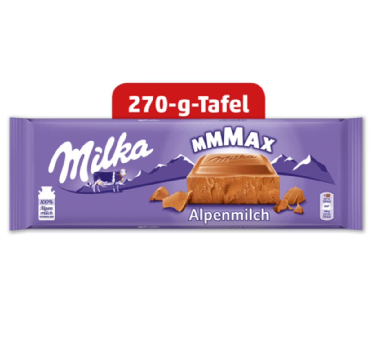 Bild 1 von MILKA Schokolade