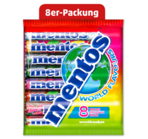 MENTOS World of Flavours