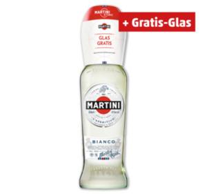 MARTINI Bianco oder Fiero