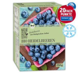 NATURGUT Bio Heidelbeeren