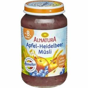 Alnatura Bio Apfel-Heidelbeer-Müsli 0.52 EUR/100 g (6 x 190.00g)
