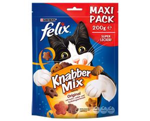 PURINA® FELIX® Knabber-Mix Leckerlis