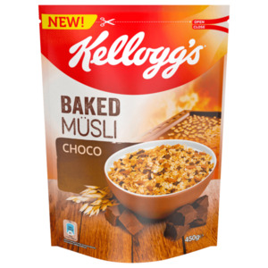 Kellogg's Baked Müsli Choco 450g