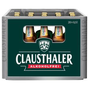 Clausthaler Radler 20x0,5l
