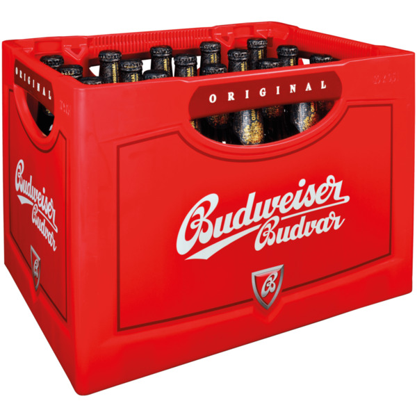 Budweiser Imported Dark Lager 20x0,5l