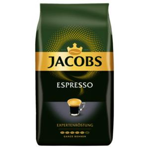 Jacobs Kaffeebohnen Expertenröstung Espresso 1kg