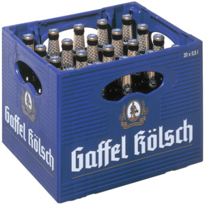Gaffel Kölsch light 20x0,5l