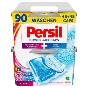 Persil Power- Mix Caps Colour 90 WL, 2115g