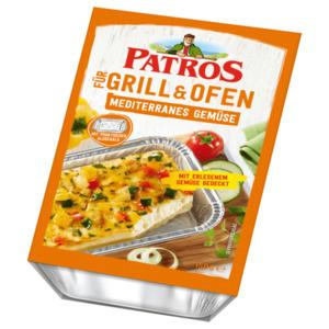 Patros für Grill&Ofen Mediterranes Gemüse 150g