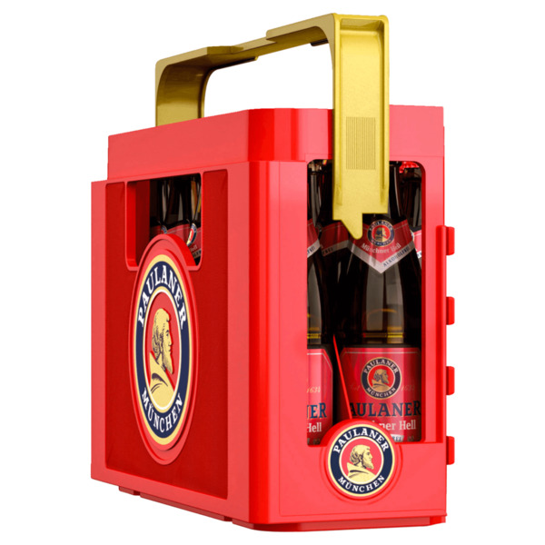Paulaner Münchner Hell alkoholfrei 10x0,5l